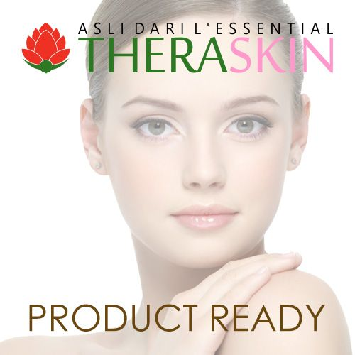 paket glowing AHA series Theraskin