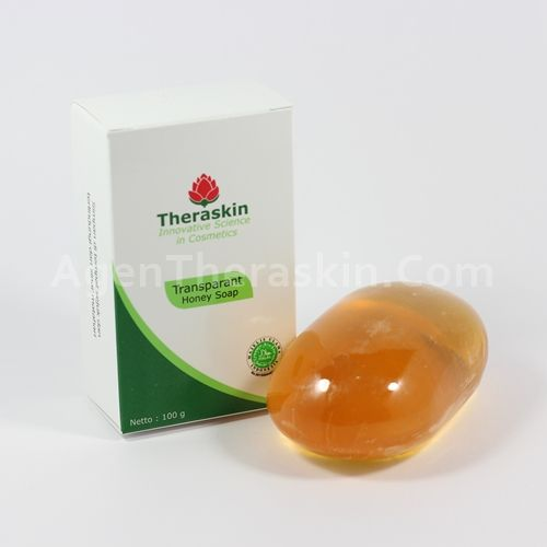 Transparant Honey Soap Theraskin