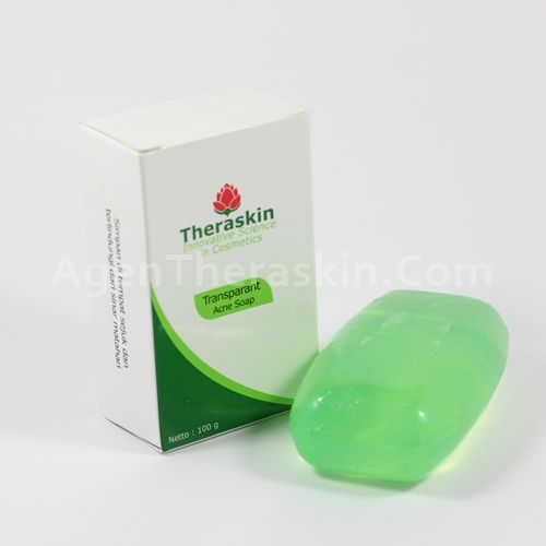 Transparant Acne Soap Theraskin