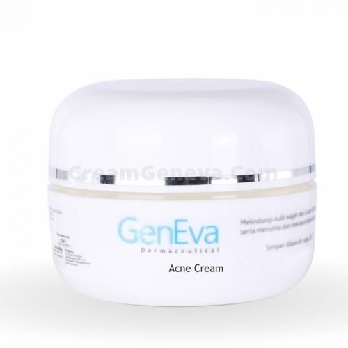 ACNE CREAM GENEVA ANTI JERAWAT 1
