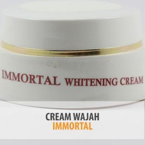IMMORTAL CREAM WAJAH