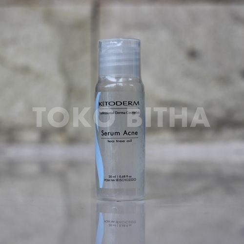 serum acne kitoderm