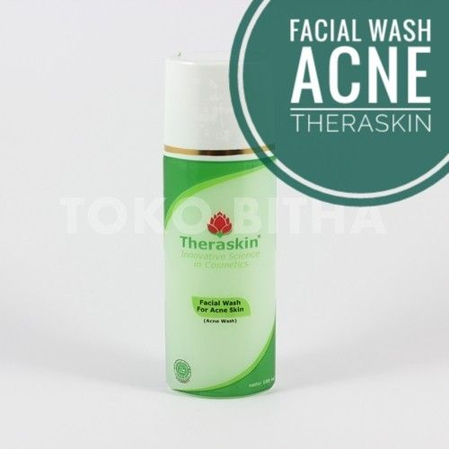 THERASKIN FACIAL WASH ACNE 1