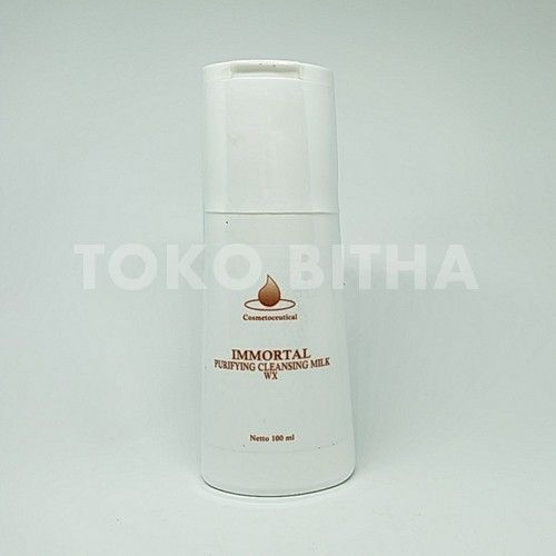 IMMORTAL PURIFYING CLEANSING MILK WHITENING SERIES (WX) 1
